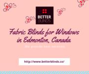 Stylish Window Blinds Online Edmonton,  Canada