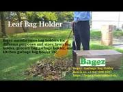 Leaf Bag Holder.  .
